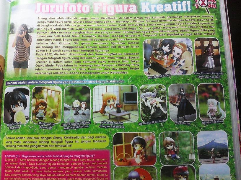 Malaysia Anime Magazine